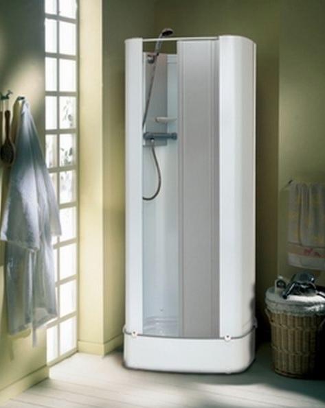 Vaak Onze douches | Tijdelijke douche verhuur PH65